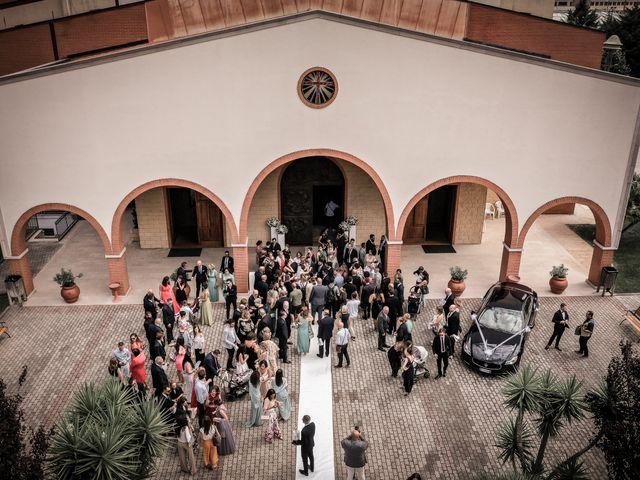 Il matrimonio di Federica e Luca a Foggia, Foggia 113