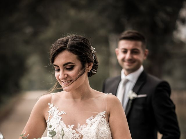 Il matrimonio di Federica e Luca a Foggia, Foggia 115