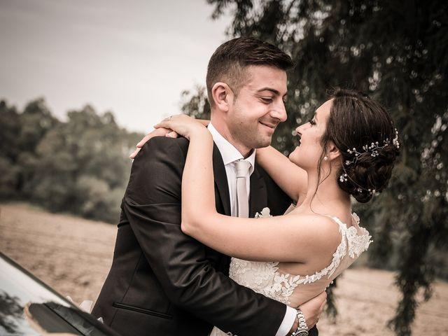 Il matrimonio di Federica e Luca a Foggia, Foggia 119