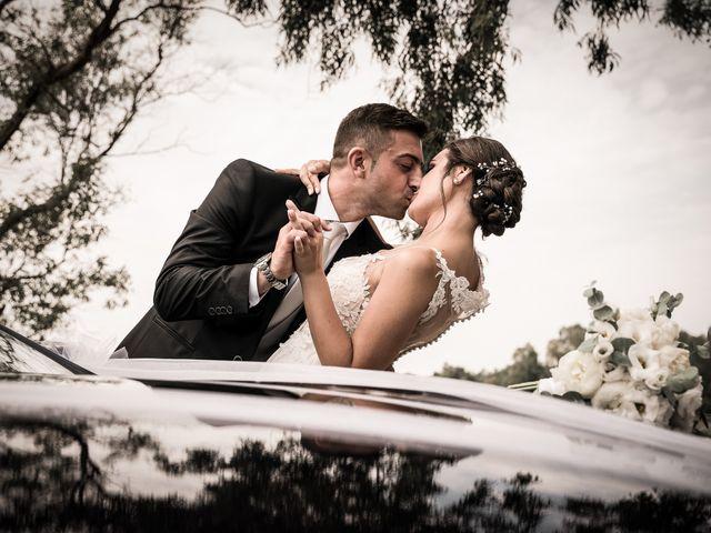 Il matrimonio di Federica e Luca a Foggia, Foggia 120