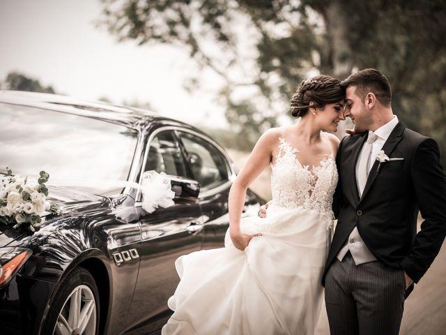 Il matrimonio di Federica e Luca a Foggia, Foggia 121