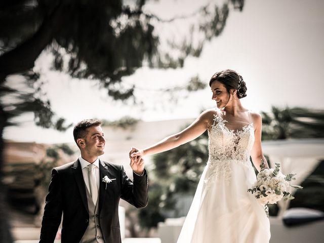 Il matrimonio di Federica e Luca a Foggia, Foggia 127