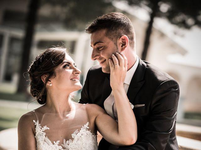 Il matrimonio di Federica e Luca a Foggia, Foggia 129