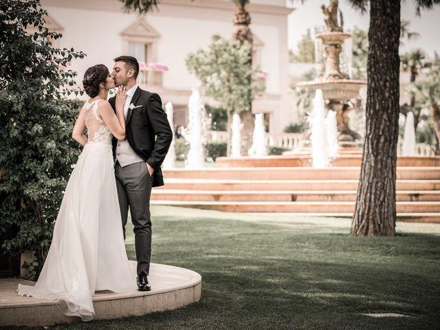 Il matrimonio di Federica e Luca a Foggia, Foggia 133