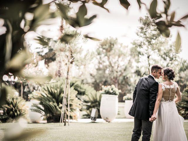 Il matrimonio di Federica e Luca a Foggia, Foggia 134