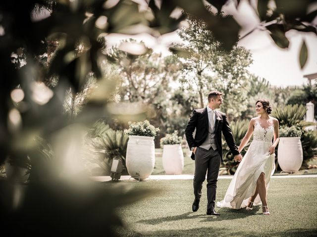Il matrimonio di Federica e Luca a Foggia, Foggia 135
