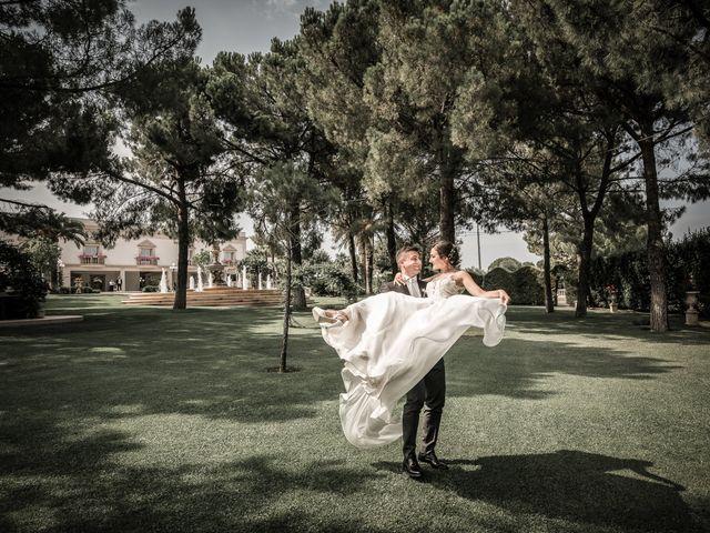 Il matrimonio di Federica e Luca a Foggia, Foggia 136