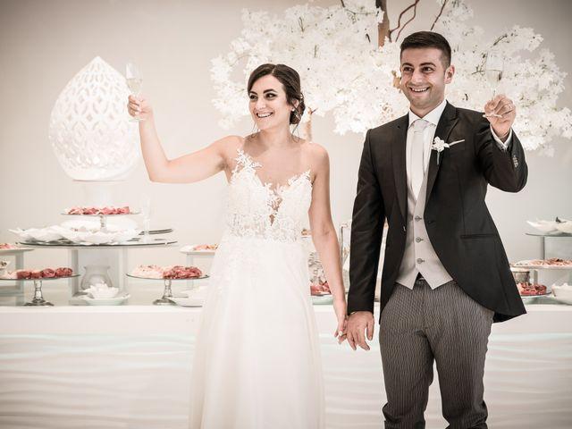 Il matrimonio di Federica e Luca a Foggia, Foggia 139