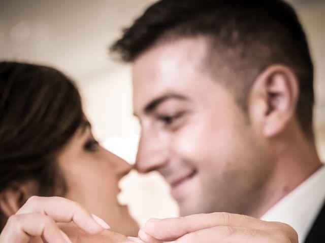 Il matrimonio di Federica e Luca a Foggia, Foggia 142