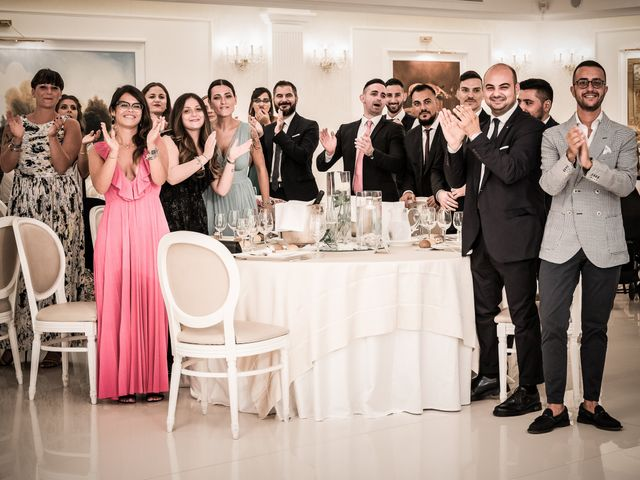 Il matrimonio di Federica e Luca a Foggia, Foggia 144
