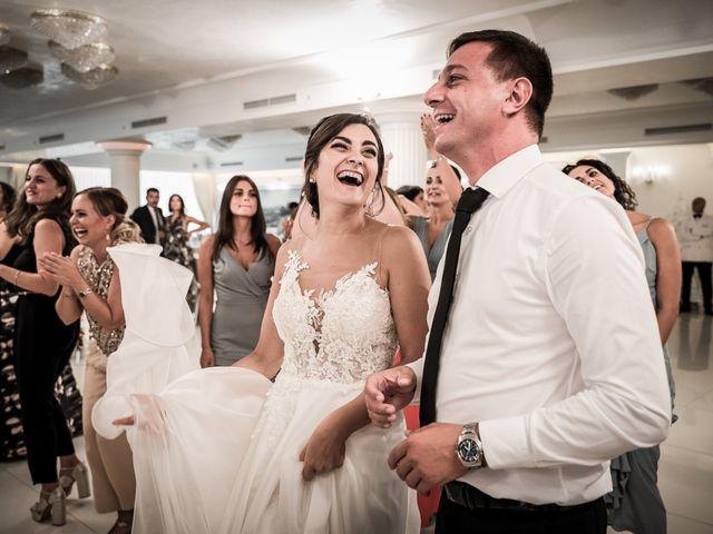 Il matrimonio di Federica e Luca a Foggia, Foggia 153