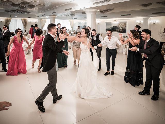 Il matrimonio di Federica e Luca a Foggia, Foggia 155