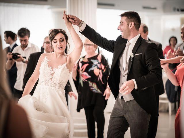 Il matrimonio di Federica e Luca a Foggia, Foggia 159