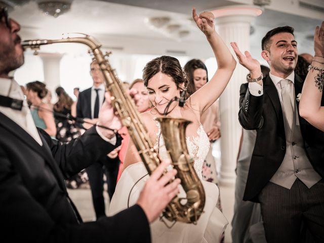 Il matrimonio di Federica e Luca a Foggia, Foggia 165