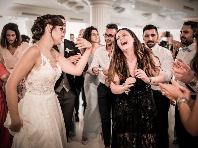 Il matrimonio di Federica e Luca a Foggia, Foggia 166
