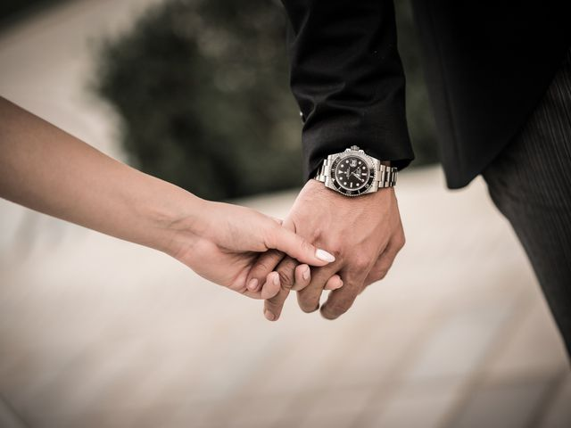 Il matrimonio di Federica e Luca a Foggia, Foggia 167