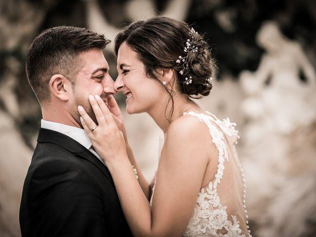 Il matrimonio di Federica e Luca a Foggia, Foggia 168