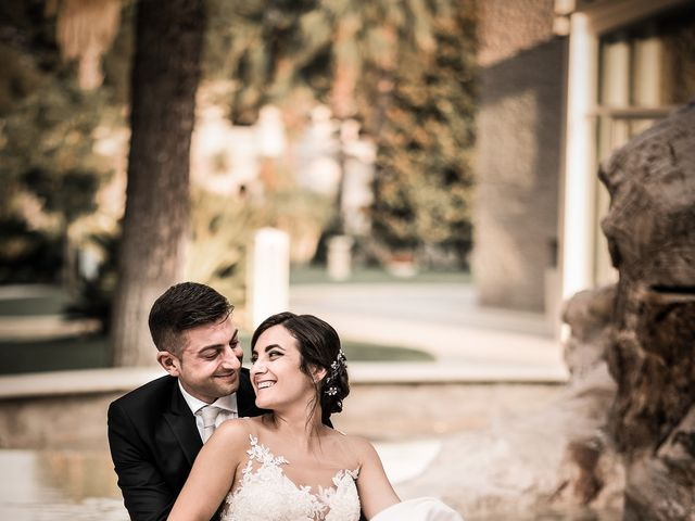 Il matrimonio di Federica e Luca a Foggia, Foggia 169