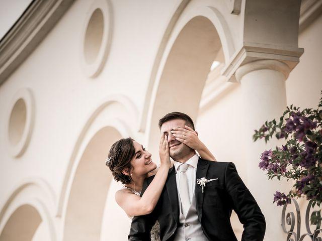 Il matrimonio di Federica e Luca a Foggia, Foggia 174
