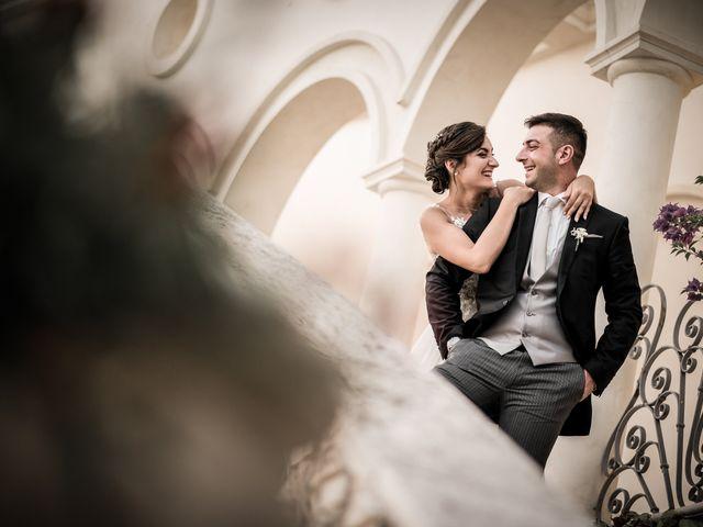 Il matrimonio di Federica e Luca a Foggia, Foggia 175
