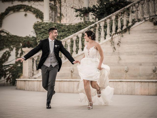 Il matrimonio di Federica e Luca a Foggia, Foggia 176