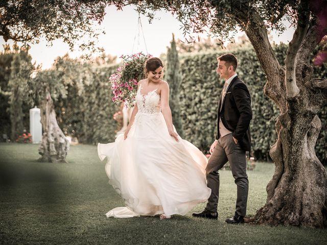 Il matrimonio di Federica e Luca a Foggia, Foggia 178