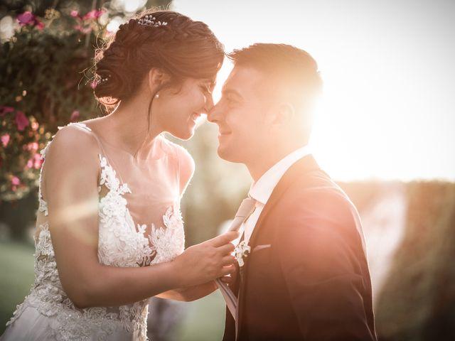 Il matrimonio di Federica e Luca a Foggia, Foggia 179
