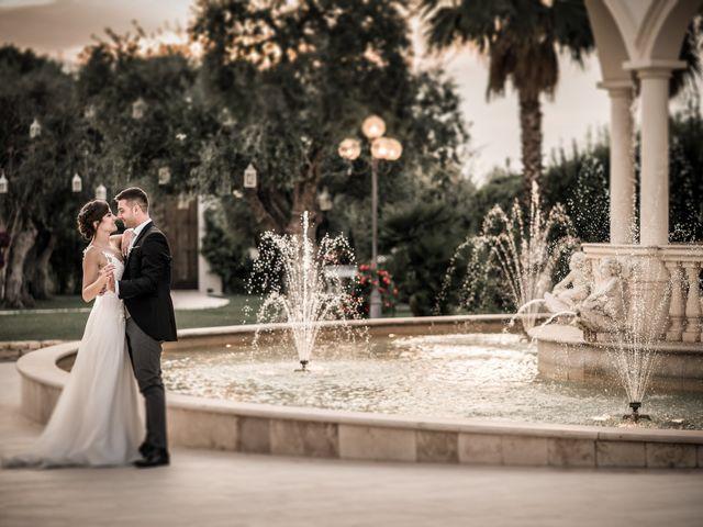 Il matrimonio di Federica e Luca a Foggia, Foggia 180