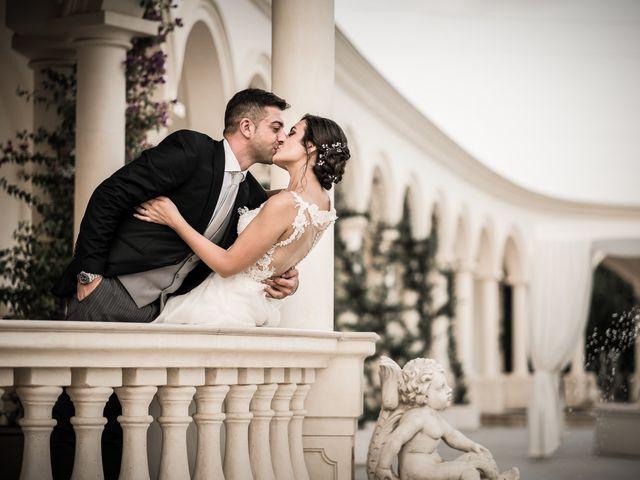 Il matrimonio di Federica e Luca a Foggia, Foggia 181