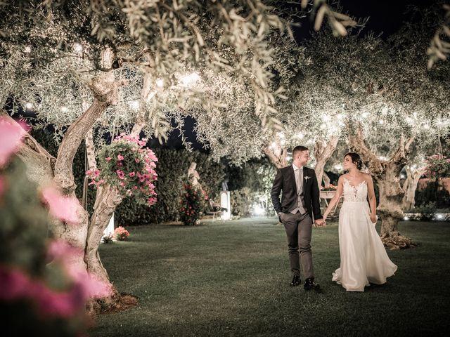 Il matrimonio di Federica e Luca a Foggia, Foggia 186