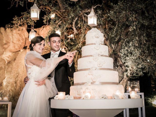 Il matrimonio di Federica e Luca a Foggia, Foggia 195
