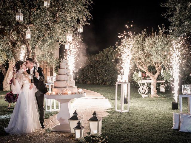 Il matrimonio di Federica e Luca a Foggia, Foggia 197