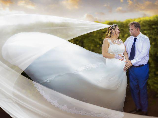 Le nozze di Carmen e Federico