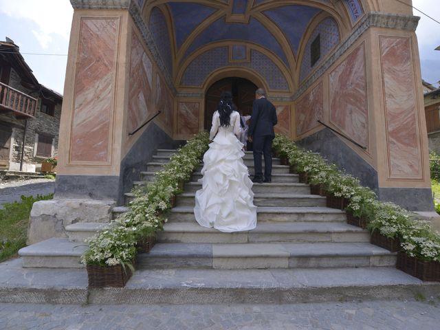 Il matrimonio di Gianmarco e Carlotta a Morozzo, Cuneo 18