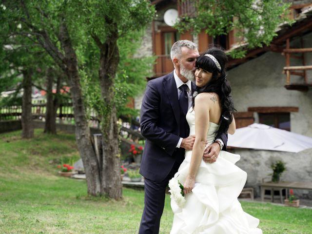 Il matrimonio di Gianmarco e Carlotta a Morozzo, Cuneo 35