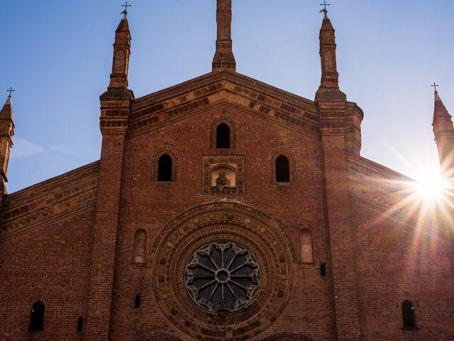 Il matrimonio di Michele e Ilaria a Pavia, Pavia 7