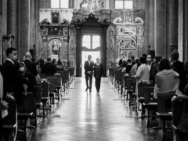 Il matrimonio di Michele e Ilaria a Pavia, Pavia 9