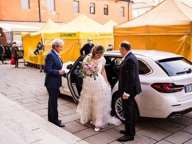 Il matrimonio di Michele e Ilaria a Pavia, Pavia 11