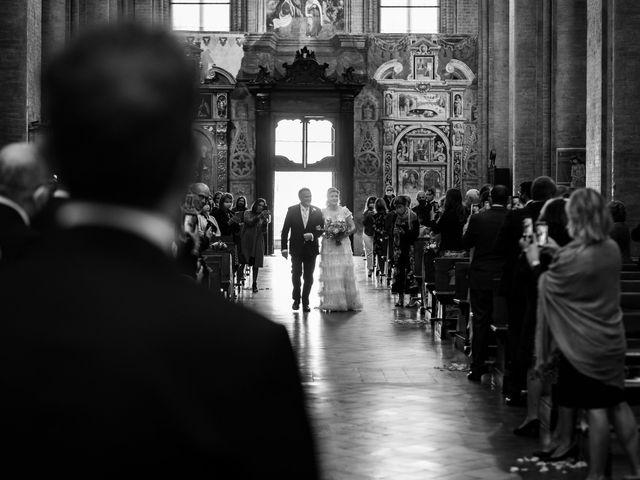 Il matrimonio di Michele e Ilaria a Pavia, Pavia 13