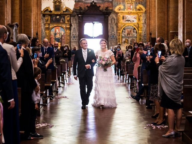 Il matrimonio di Michele e Ilaria a Pavia, Pavia 14