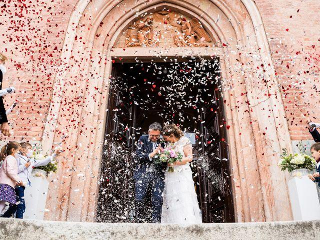 Il matrimonio di Michele e Ilaria a Pavia, Pavia 21