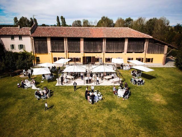 Il matrimonio di Michele e Ilaria a Pavia, Pavia 28