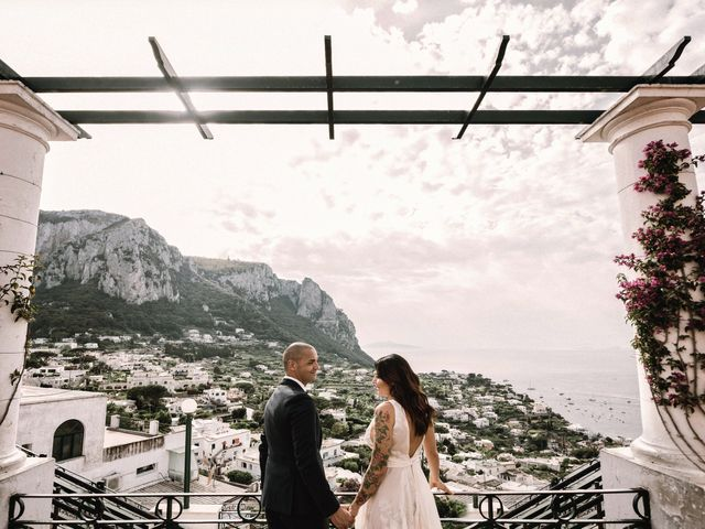 Le nozze di Armando e Titti