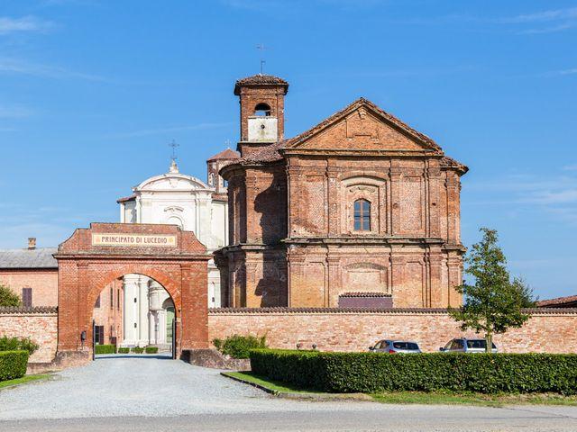 Il matrimonio di Cristian e Hayley a Vercelli, Vercelli 11