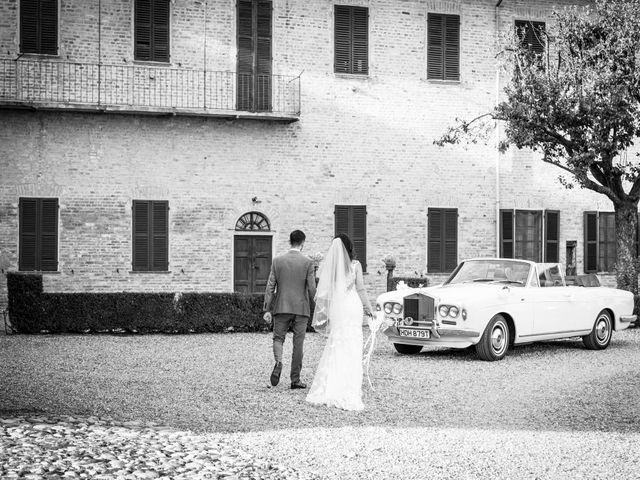 Il matrimonio di Cristian e Hayley a Vercelli, Vercelli 17