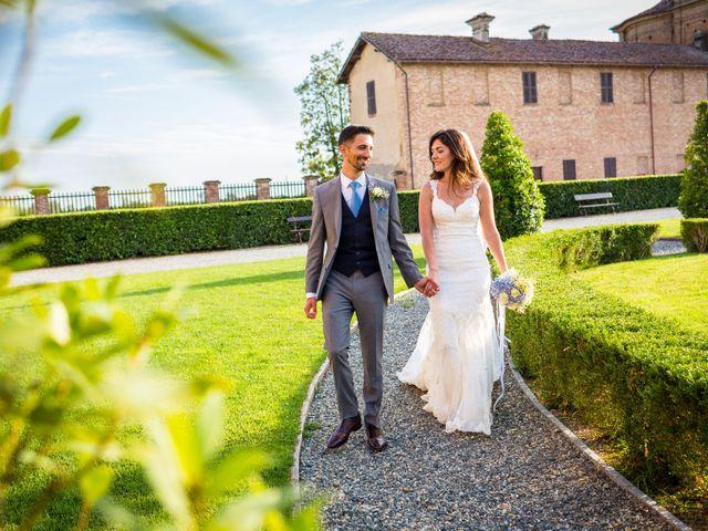 Il matrimonio di Cristian e Hayley a Vercelli, Vercelli 19