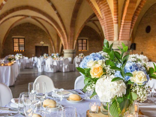 Il matrimonio di Cristian e Hayley a Vercelli, Vercelli 20