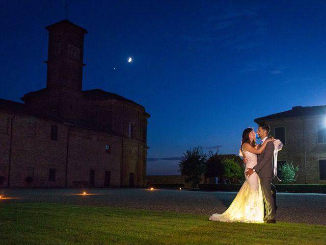 Il matrimonio di Cristian e Hayley a Vercelli, Vercelli 21