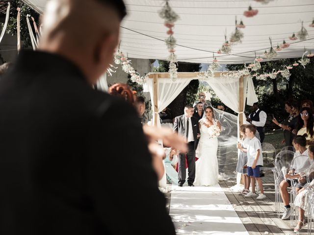 Il matrimonio di Erik e Evelin a Cappella Maggiore, Treviso 16