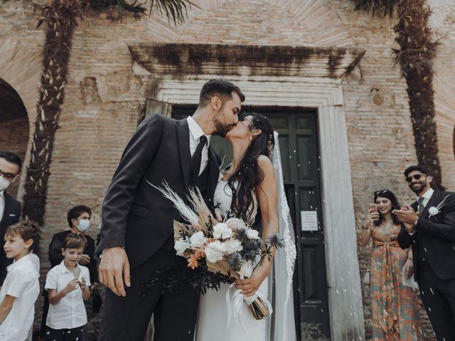 Il matrimonio di Salvatore e Martina a Mentana, Roma 8